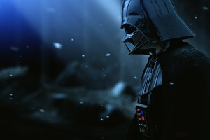 Dath Vader Armor Star Wars Movie Wallpaper