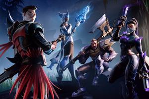 Dauntless 4k Game 2020 Wallpaper