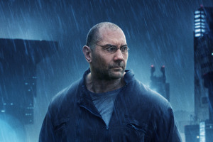 Dave Bautista As Sapper Morton In Blade Runner 2049 4k
