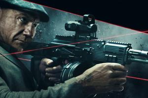 Dave Bautista In Escape Plan 2 Hades Movie 4k