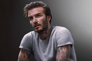 David Beckham 2018 4k Wallpaper