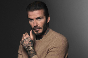 David Beckham 2018 5k Wallpaper