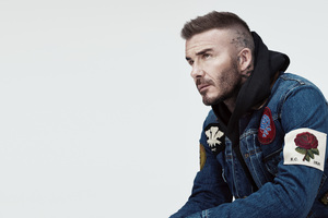 David Beckham KENT And CURWEN 2018 5k