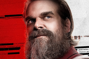 David Harbour As Red Guardian In Black Widow 2020 Wallpaper