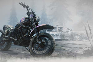 Days Gone 2019 Video Game 4k