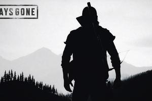 Days Gone Video Game 4k