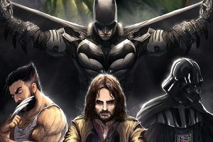 Dc Marvel Heroes