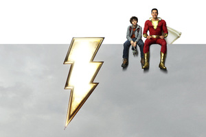Dc Shazam 2019 Movie Wallpaper