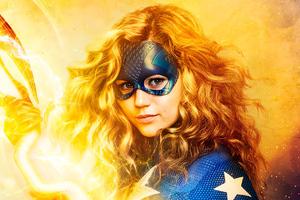 Dc Stargirl Tv Series 2020 Wallpaper