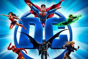 Dc Universe Heroes 4k