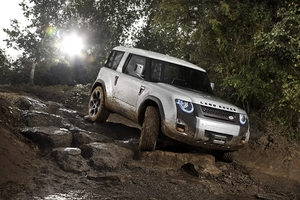 Dc100 Concept Land Rover Wallpaper