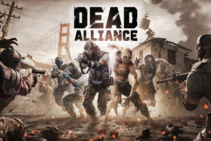 Dead Alliance Wallpaper