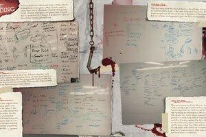 Dead By Daylight Whiteboard Wallpaper
