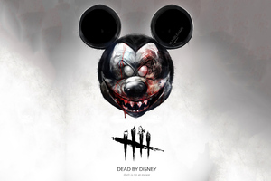 Dead By Disney Wallpaper