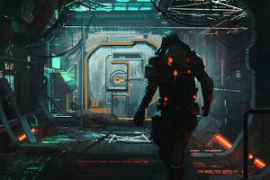 Dead Space 2019 Wallpaper