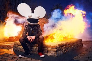 Deadmau5 8k 2019 Wallpaper
