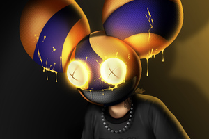 Deadmau5 Fan Artwork Wallpaper