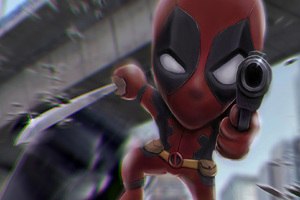 Deadpool 2 Fan Made Art