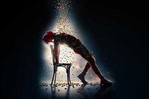Deadpool 2 Movie 2018 Poster