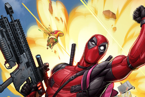 Deadpool 2 Movie Imax Poster