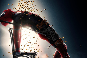 Deadpool 2 Poster 2018 Movie