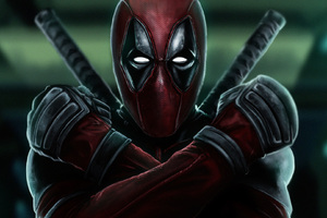 Deadpool 2 X Force Art