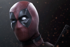 Deadpool 2020 Art 4k Wallpaper
