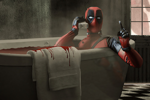 Deadpool 2020 Arts Wallpaper