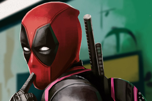 Deadpool 2020 Artwork 4k Wallpaper