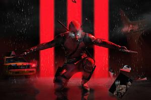 Deadpool 3 Fanart Wallpaper
