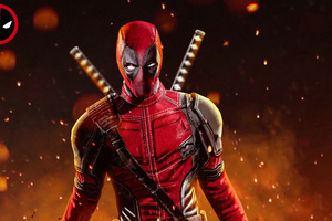 Deadpool 4k 2019