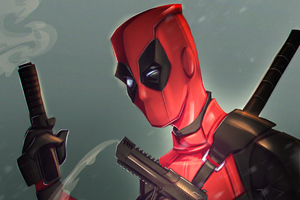 Deadpool 4k 2020 Artwork