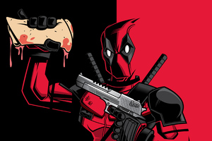 Deadpool 4k Artworks