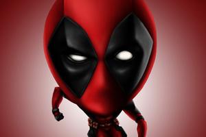 Deadpool 4k Digital Artwork