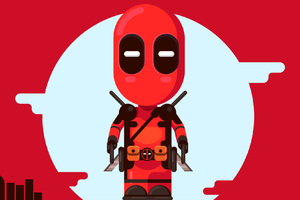 Deadpool Art HD