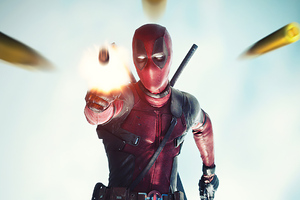 Deadpool Art New Art Wallpaper