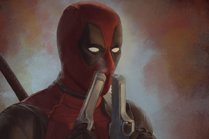 Deadpool Art New