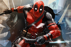 Deadpool Artnew Wallpaper