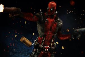 Deadpool Arts