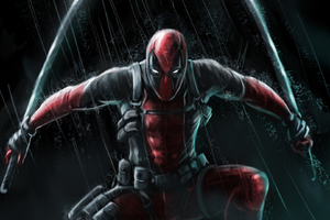 Deadpool Artwork 2020 Hd Wallpaper