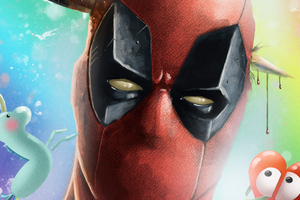 Deadpool Artwork New