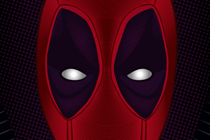 Deadpool Closeup Wallpaper