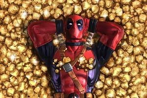 Deadpool Contest Of Champions 2020 Wallpaper