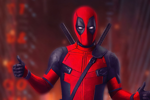 Deadpool Cool Wallpaper