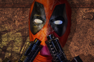 Deadpool Cosplay 5k