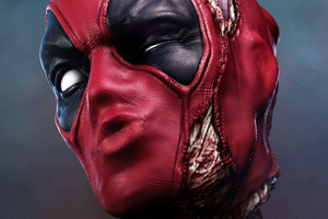 Deadpool Face