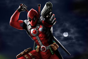 Deadpool Fan Made Artwork