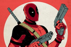 Deadpool Fan New Art