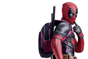 Deadpool Funny HD Wallpaper