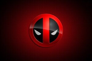 Deadpool Game Logo Wallpaper
